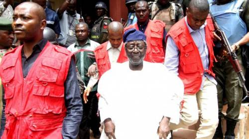 Three Months After 'Imprisonment' For 'Mismanaging N6.3bn', Jonah Jang Declares To Run For President@thegleamer.com