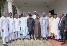 Jonathan Commends Saraki For 'Strong' NASS Leadership@thegleamer.com