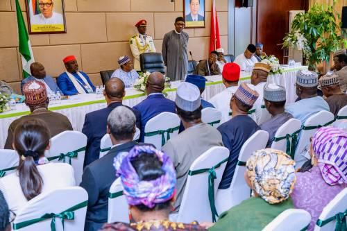 Buhari Expresses 'Disappointment' At Nigerian Media's Coverage Of Farmers-Herdsmen 'Misunderstanding@thegleamer.com