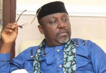 Gov Okorocha To Swear Into Office SSG, Others Today@thegleamer.com