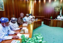 Buhari Meets Kano, Zamfara, Ogun Govs@thegleamer.com