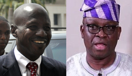 Breaking : Fayose Threatens To Sue EFCC Over Placement On Security Watch List@thegleamer.com