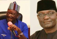 Benue Governorship Race: APC Picks Jime To Challenge Ortom@thegleamer.com