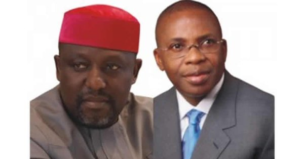 BREAKING Ohakim, Okorocha: Court Seals Four Banks In Imo For Contempt@thegleamr.com