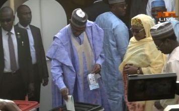 Buhari Leads In 3 Area Councils In Abuja@thegleamer.com