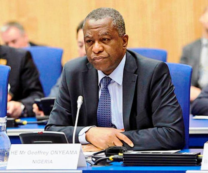 Foreign Affairs Minister, Onyeama, Recovers from COVID-19