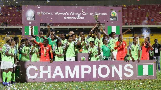 France 2019: World Cup trophy arrives Abuja April 11
