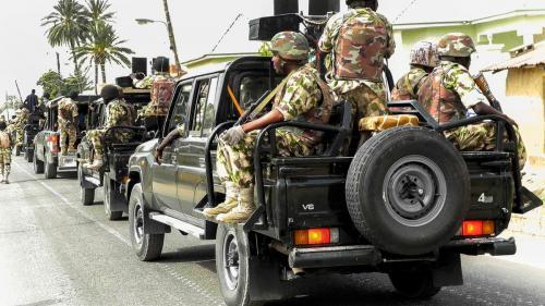 You 've no business on election days, CDD Tells Military