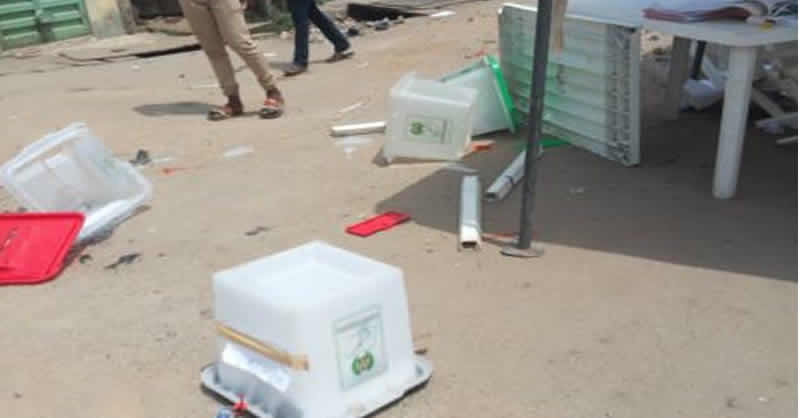 Presidential Election: '39 Persons Killed Due To Electoral Abuses'@aljazirahnews.com
