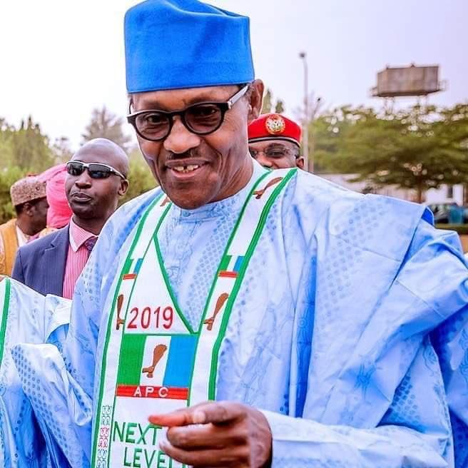 2019 Presidential Election: INEC declares Buhari winner
