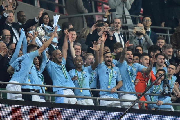 Manchester City crowned 2019 Carabao Cup Champions