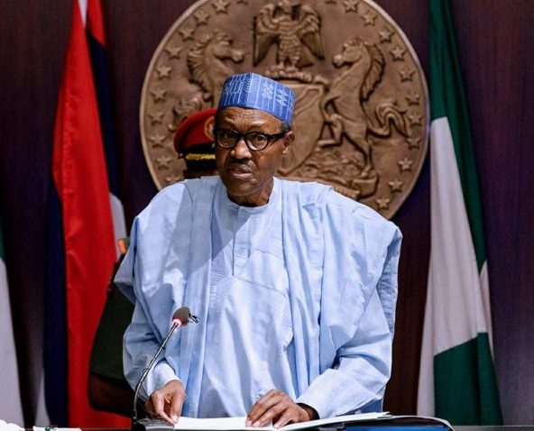 Again, Buhari meet Service Chiefs  in Aso Rock