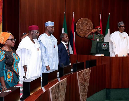 FEC Okays N27.4b Intervention For Insecurity, Flood Victims
