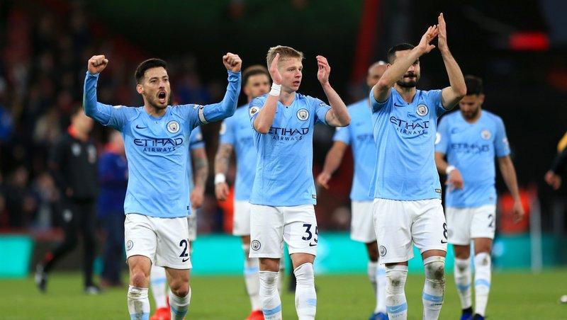 Man City reclaim top spot as De Bruyne suffers fresh injury setback