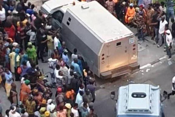 Tinubu Must Be Prosecuted Over 2 Cash Loaded Bullion Vans, Says Olabode George