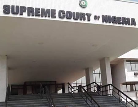 BREAKING: Supreme Court Strikes Out PDP, Atiku's Appeal
