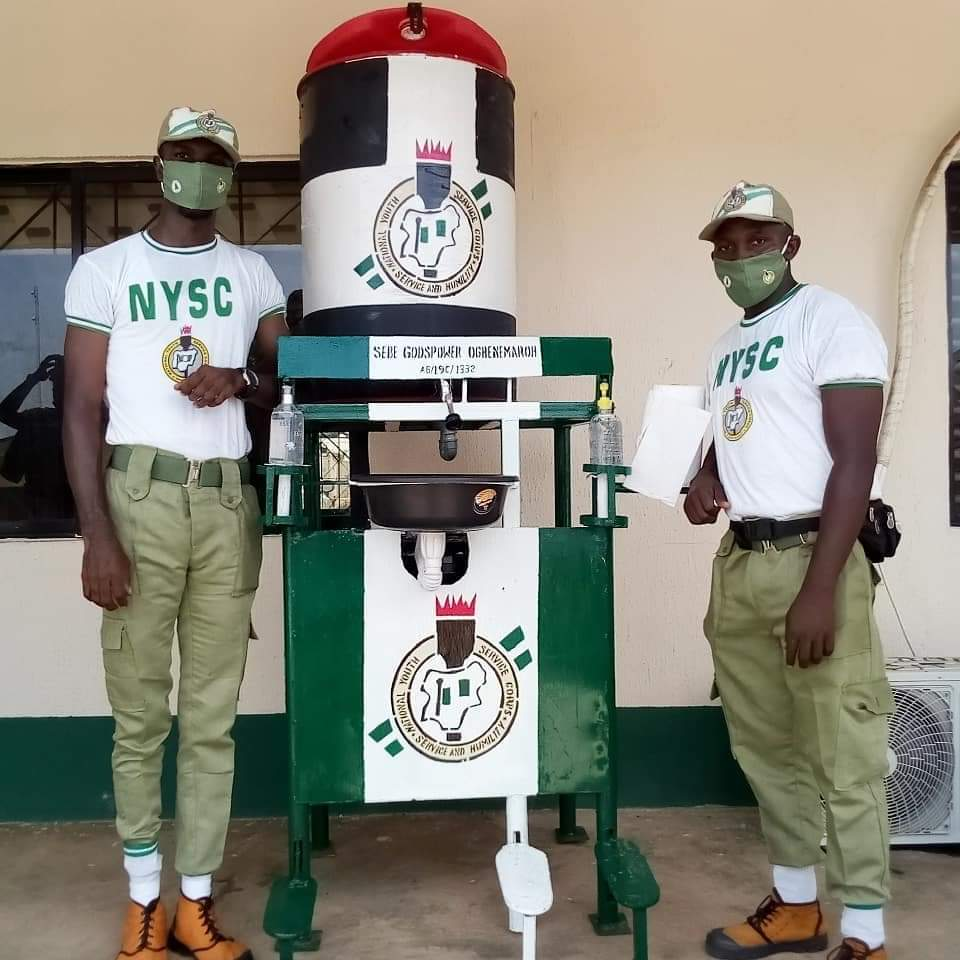 Deepening Fight Against Pandemic COVID-19:NYSC On Focus