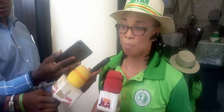 Chioma Ajunwa Applauds Sports Minister For Remembering Ex Internationals