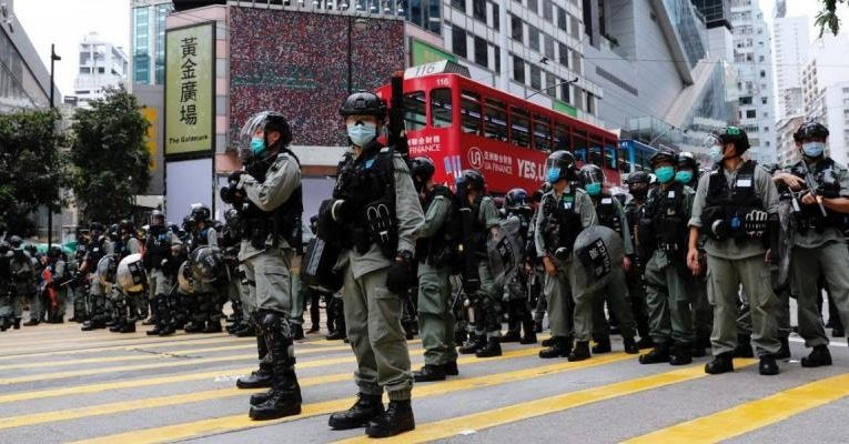 """Hong Kong national security law helps ensure long-term stability of """"one country, two systems"""""""
