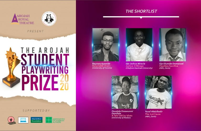 TAPP Shortlists 5 Students For Final Playwriting Prize