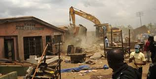 Sex Workers, Shop Owners Others In Tears As FCTA Demolish Illegal Settlement In Abuja