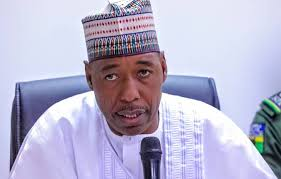 Boko Haram Now Recruiting Our Children, Gov Zulum Laments
