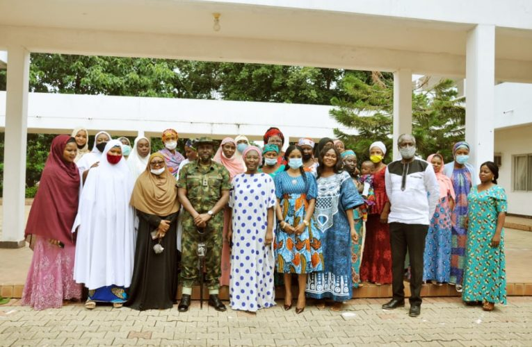 NGO Trains Military Wives On Mental Health, Psychological Support in Abuja