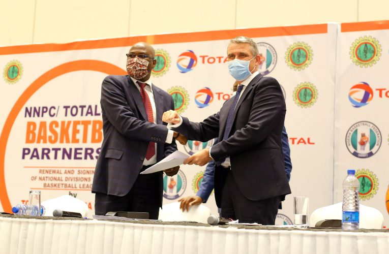 Total Commits N150m To Grassroots Basketball Dev't.