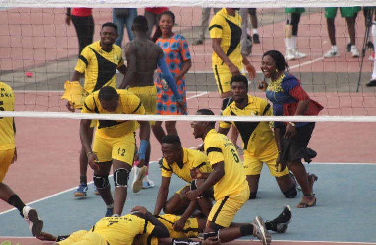 Tony Ngwube strategies to transform volleyball in southeast Nigeria
