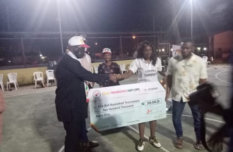 """How """"Fireball Basketball Tourney"""" Drives Talents In Abuja"""
