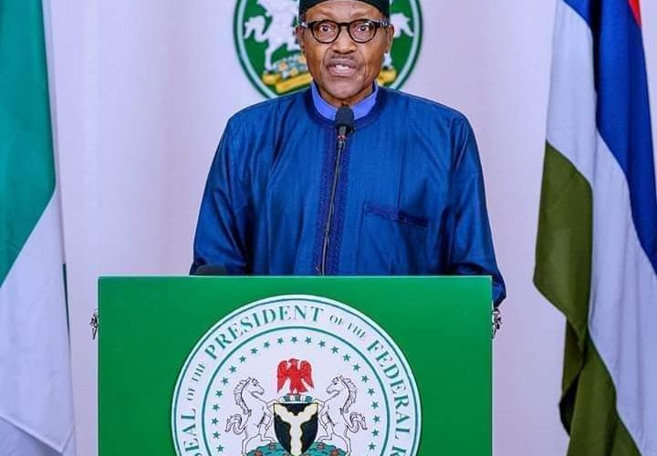 Discontinue Street Protest President Buhari Urges Nigerians Youth