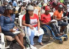 Government  Institutions Diverting Our Funds, PWDs Cries Out