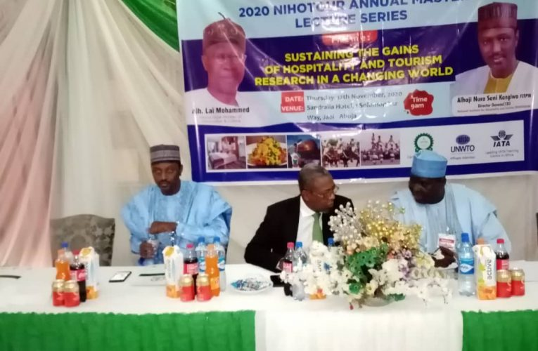 FG Reiterates Commitment To Rejuvenates Hospitality, Tourism Industry