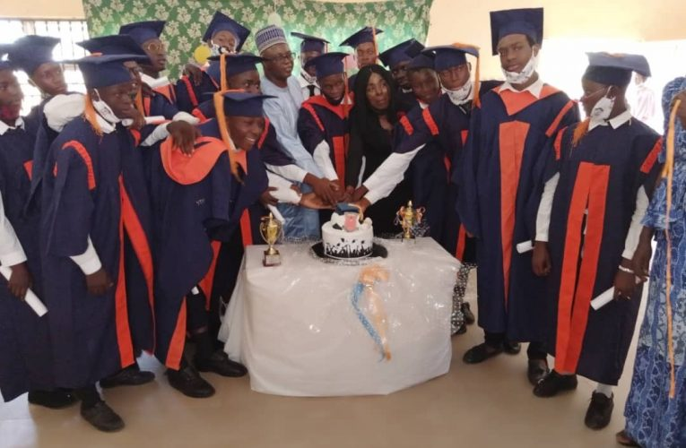 FOSLA Academy holds 7th graduation ceremony in grand style
