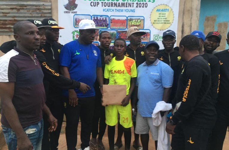 Ottasolo FC U15 TOURNEY KICK STARTS IN GRAND STYLE