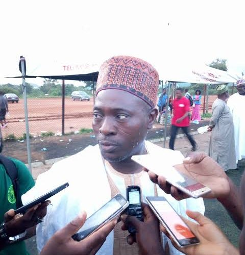 Ex FCT FA Boss, Musa Talle Donates N200,000  Support To FOSLA Football Club