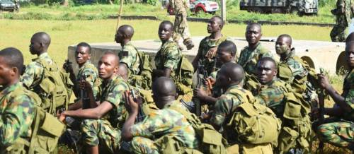 127 Soldiers apply to resign from Nigerian Army