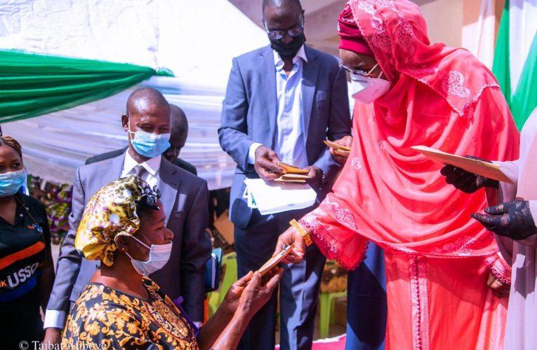 Umar Farouq Counts Gains As 5000 Receive FG Rural Women's Cash Grant In Abuja