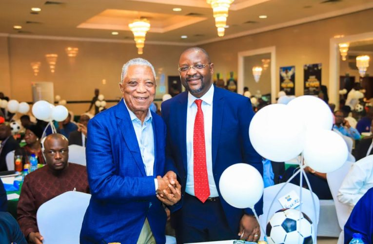 Kesington Adebutu: The Man On A Mission To Revive Grassroots Football In Nigeria