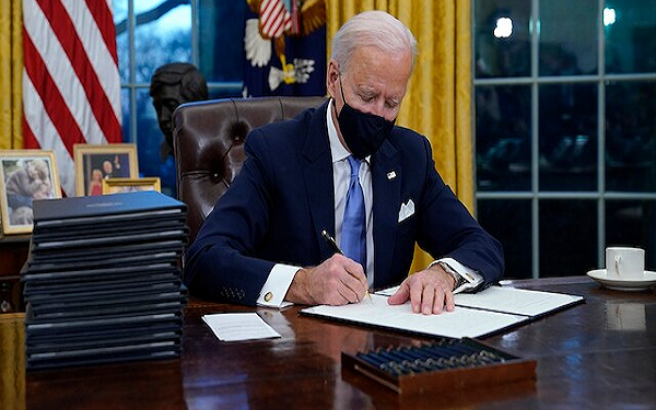 Biden Cancels Travel Ban On Nigeria, Eritrea, Sudan, Others