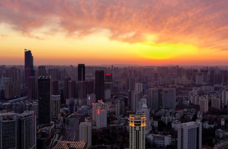 What drives China's success in 2020?